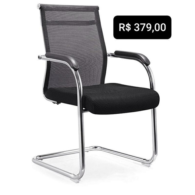 CADEIRAS  A PARTIR R$ 329,00 a vista  - Foto 3