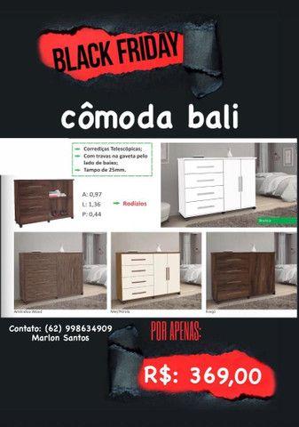 Cômoda Bali Promoção