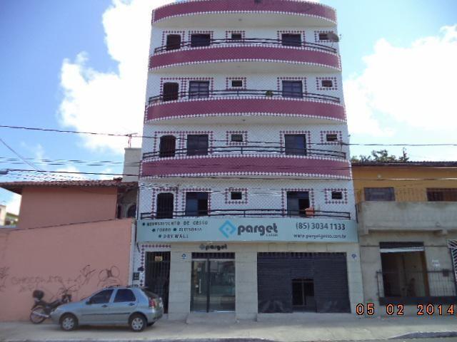 Apartamento com 1 dormitório para alugar, 45 m² - Monte Castelo - Fortaleza/CE - Foto 12