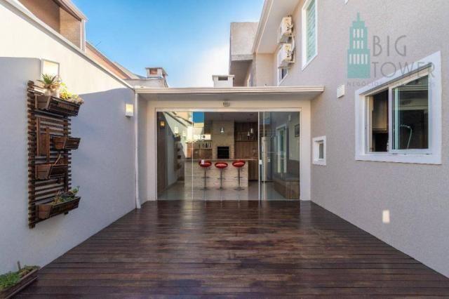 Casa com 3 dormitórios Cond. Fechado à venda, 180 m² - Fazendinha - Curitiba/PR - Foto 19