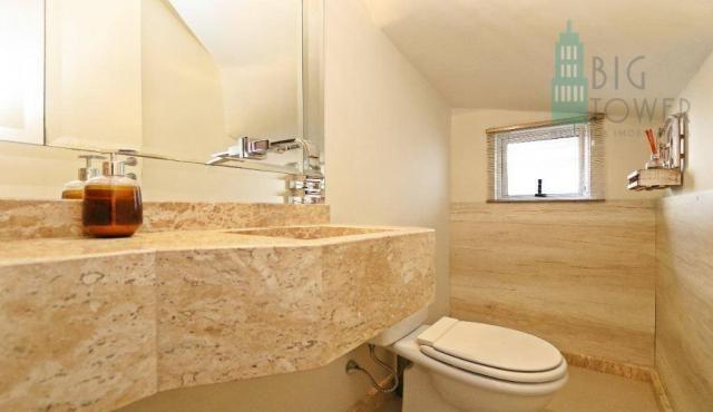 Casa com 3 dormitórios Cond. Fechado à venda, 180 m² - Fazendinha - Curitiba/PR - Foto 14