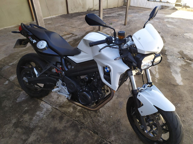 Moto BMW F800r 2013