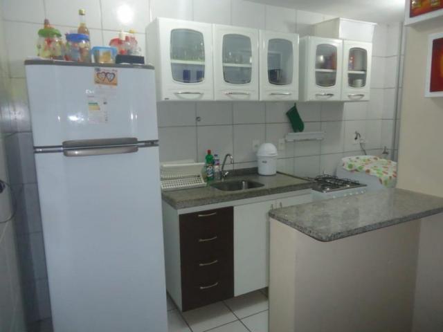 Apartamento com 3 dormitórios à venda, 64 m² por R$ 260.000 - Damas - Fortaleza/CE - Foto 4