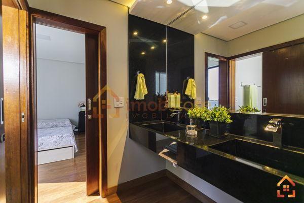Casa em condomínio com 3 quartos no CONDOMINIO. BELLA VITTA - Bairro Jardim Montecatini em - Foto 12
