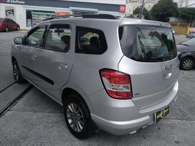 Chevrolet Spin Advantage 1.8 Flex Automática Completa - Foto 4
