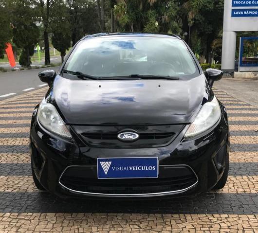 Fiesta SE 1.6 16V Flex 5p - Foto 2