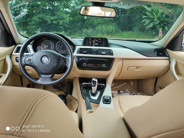 BMW 320i turbo activeflex automático - Foto 6