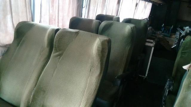 Ônibus Vendo ou Troco Por Carro R$ 25.000,00 - Foto 10