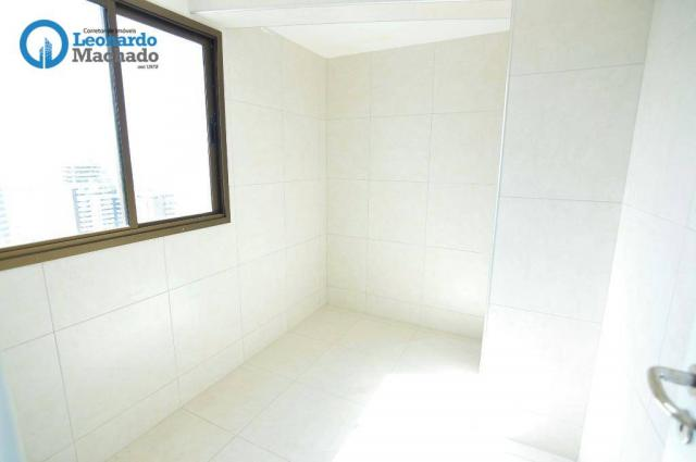 Apartamento residencial à venda, Meireles, Fortaleza. - Foto 18