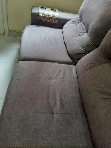 Vendo sofá retrátil - Foto 2