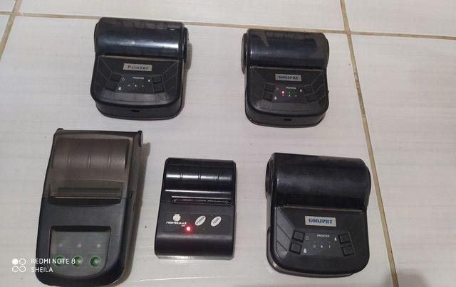 Impressoras térmica