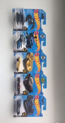 Hot wheels Batman 2020 completo  - Foto 4