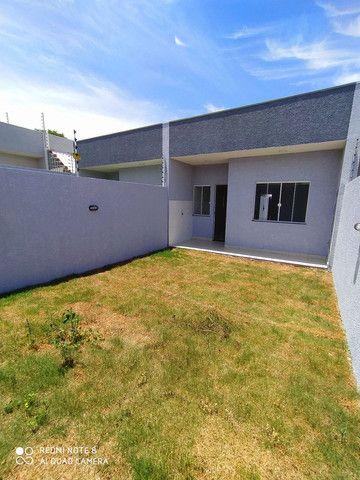 Última Unidade,Casa com uma suíte e um quarto, garagem descoberta para dois carros - Foto 11