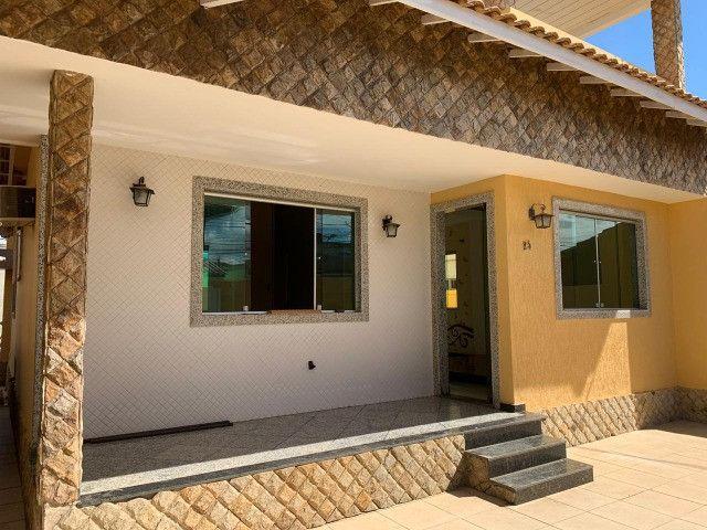 Vendo excelente casa de 3 quartos com piscina em condomínio fechado no Fundão - Foto 3