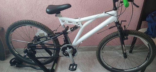 Bicicleta Mormaii (pneus novos) - Foto 4