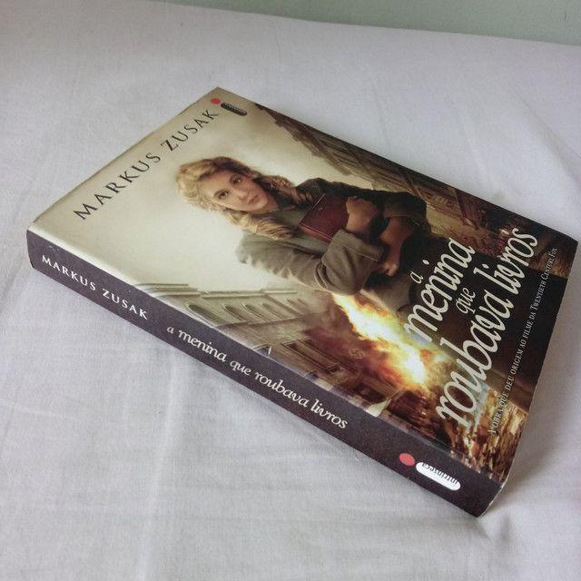Livro - A menina que roubava livros - Foto 2