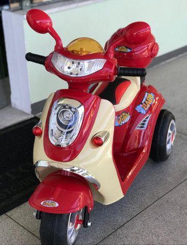 Moto elétrica infantil  - Foto 3