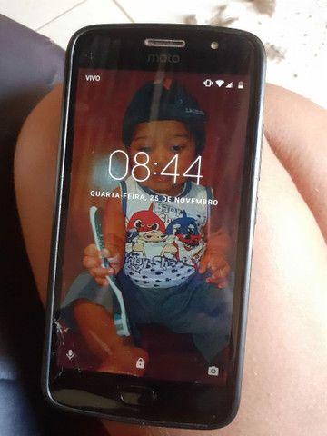 Celular Moto G5s Usado Em Bom Estado
