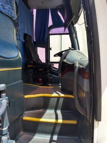 Ônibus G6 1050 Com Ar Leito Cama MB 0400 360cv Ideal P Banda - Foto 7