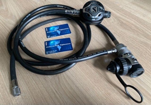 Regulador Scubapro MK25 TIS2 DIN 300 + S600