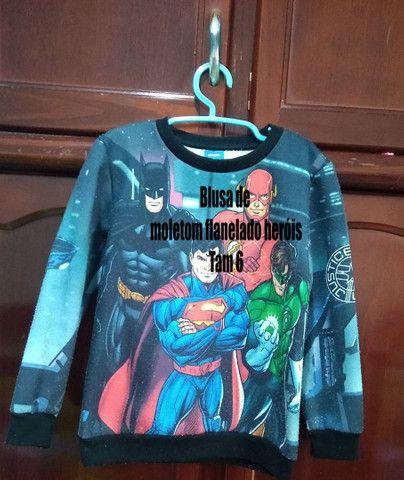 Vendo roupa infantil seminovos sou de Cianorte pr - Foto 4