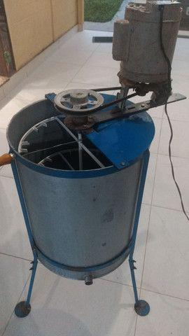 Centrifuga para mel - Apicultura - Foto 5
