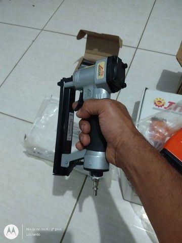 Compressor e grampeador - Foto 4