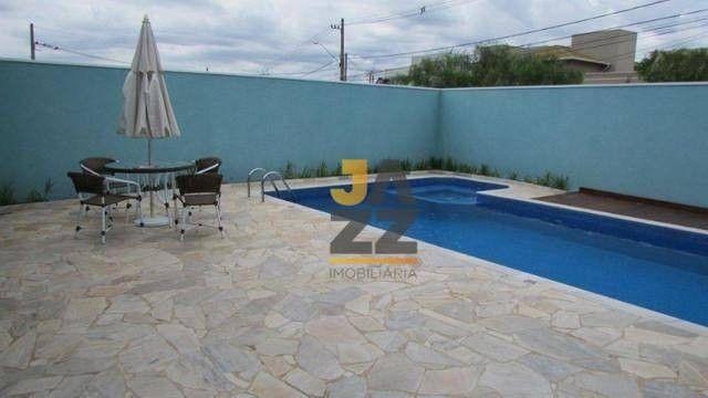 Sobrado Azul á venda com 360 m2 - Indaiatuba/SP