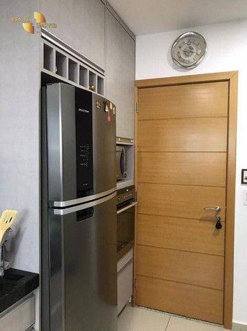 Apartamento com 3 dormitórios à venda, 106 m² por R$ 750.000,00 - Areão - Cuiabá/MT - Foto 13