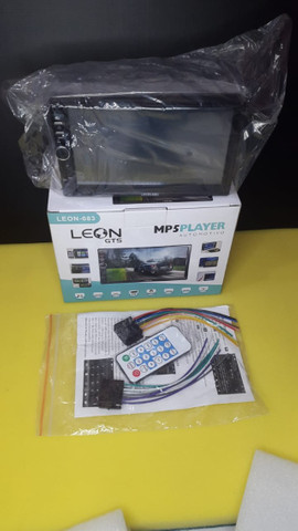 MP5 Full HD- Dvd pra Automoveis 7 polegadas - Via Bluetooth - Foto 4