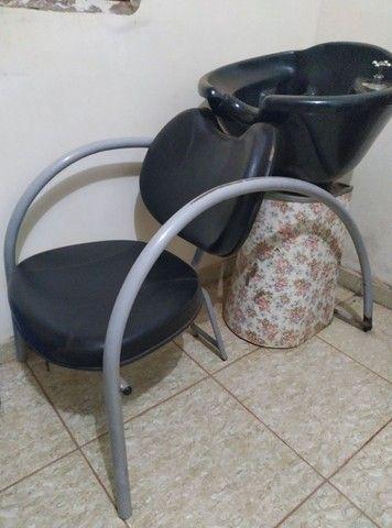 Lavador para salão de cabeleireiro