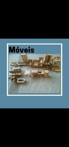 Casinha com móveis  - Foto 4