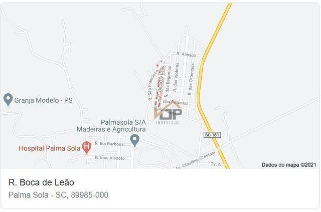 Terreno à venda, 442 m² por R$ 63.861,60 - Lot Azaléia - Palma Sola/SC - Foto 3