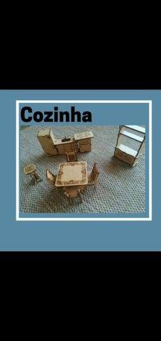 Casinha com móveis  - Foto 2