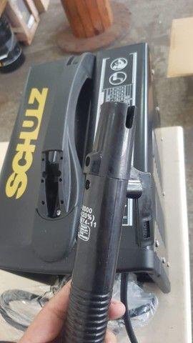 Máquina De Solda Profissional 250a Mts250 Schulz Bivolt