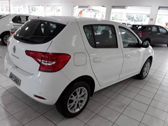 SANDERO 2019/2020 1.0 12V SCE FLEX ZEN MANUAL - Foto 7