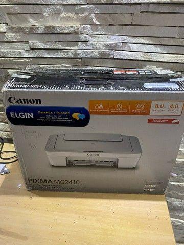 Vendo Impressora canon pixma MG 2410  - Foto 4