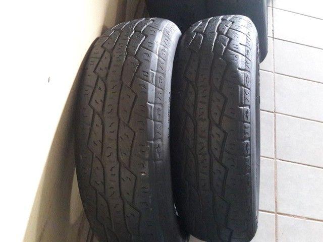 vende 4 pneus 265/60/aro 18  1.000.00 - Foto 3