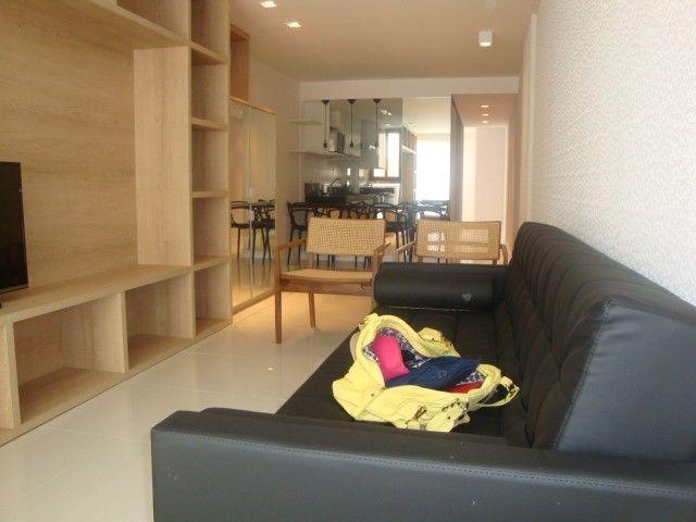 Apartamento para aluguel tem 92 metros quadrados com 2 quartos em Leblon - Rio de Janeiro  - Foto 5