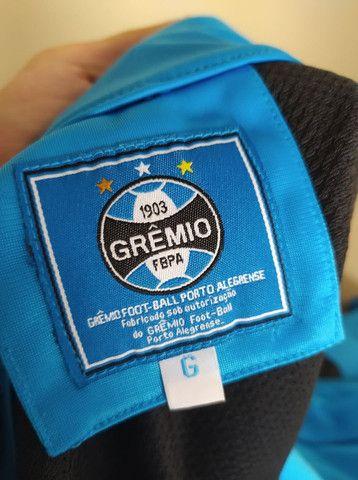 Conjunto Agasalho do Grêmio - Casaco e Calça - Foto 2