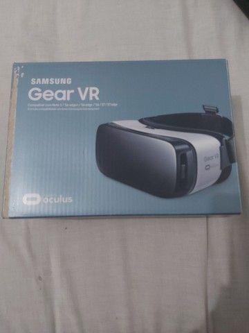 Óculos Gear VR Samsung  - Foto 2