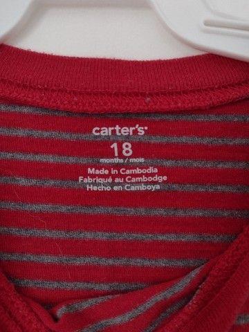 Duas camisetas Carter's - Foto 3