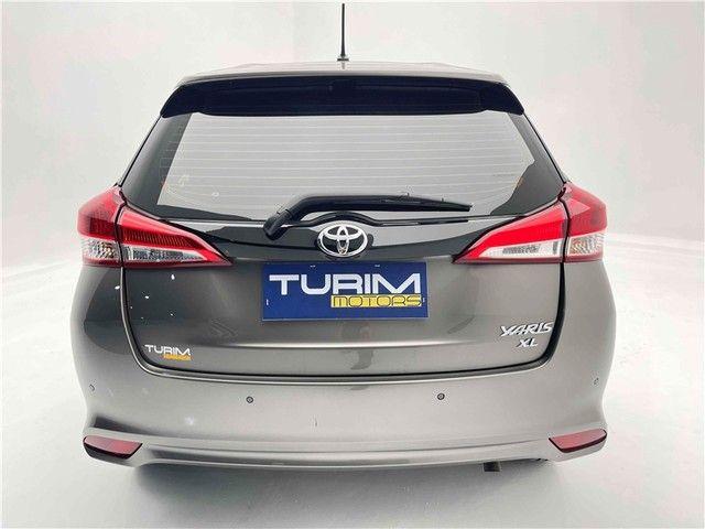 Toyota Yaris 2020 1.5 16v flex xl plus connect multidrive - Foto 11