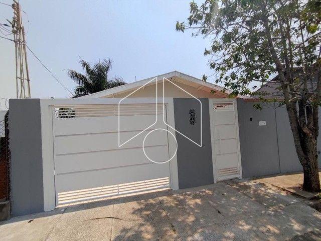 Casa para alugar com 3 dormitórios em Sao joao, Marilia cod:L476