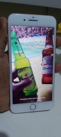 iPhone 7 Plus gold 128 GB  - Foto 2