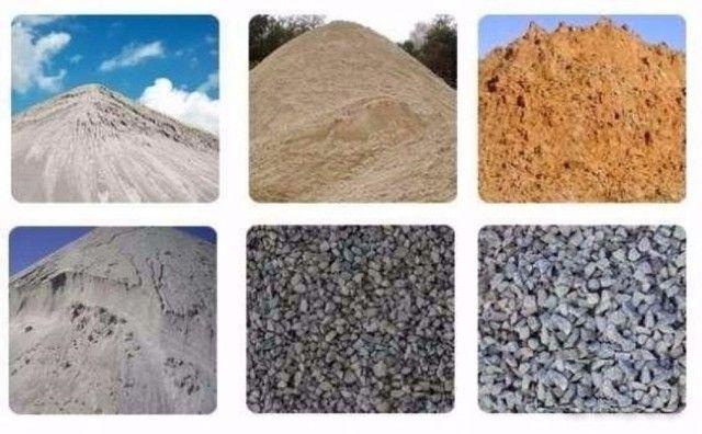 areia, areola e pedra  - Foto 3