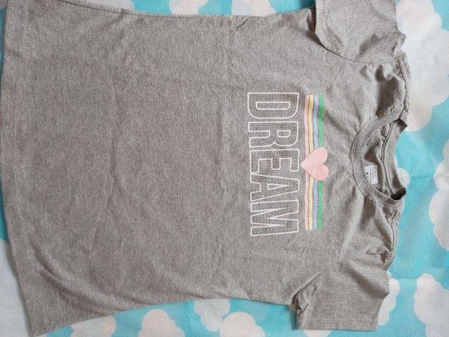 T-shirt nova - Foto 2