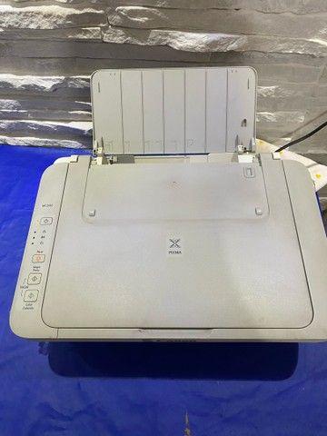 Vendo Impressora canon pixma MG 2410  - Foto 2