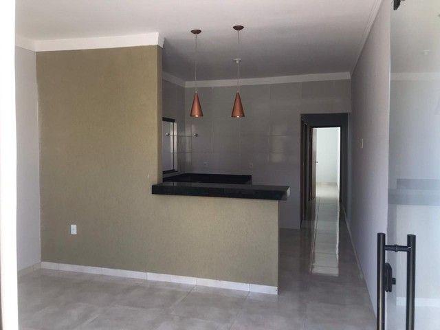 Casa Nova 2 quartos, suite no setor Residencial Elizene Santana - Goiânia - GO - Foto 7