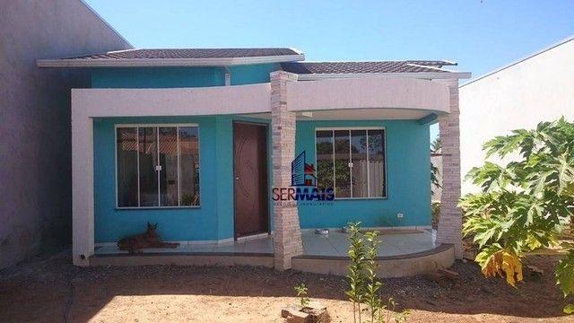Casa com 2 dormitórios à venda, 67 m² por R$ 180.000,00 - Dom Bosco - Ji-Paraná/RO - Foto 2
